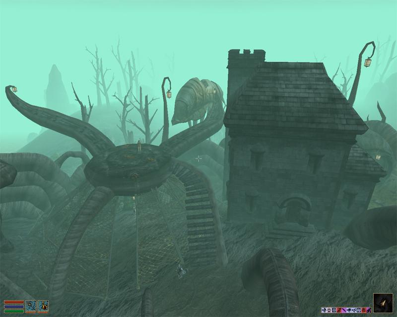Dark Uvirith for Building up Uvirith's Grave