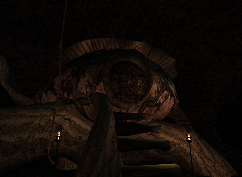 Tel Uvirith Dungeon Guard House