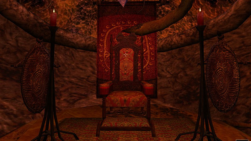 Tel Uvirith Archmagister's Throne