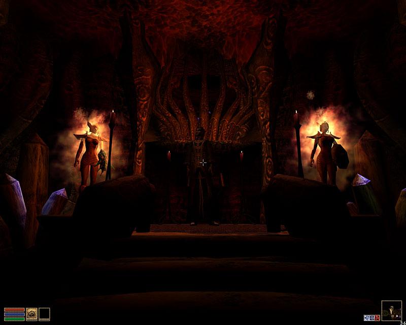 Uvirith's Legacy Master Llapp's Golden Saint Experience