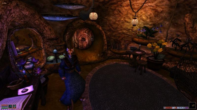 Uvirith's Legacy Rise of House Telvanni Add-On: Ajira's Hut