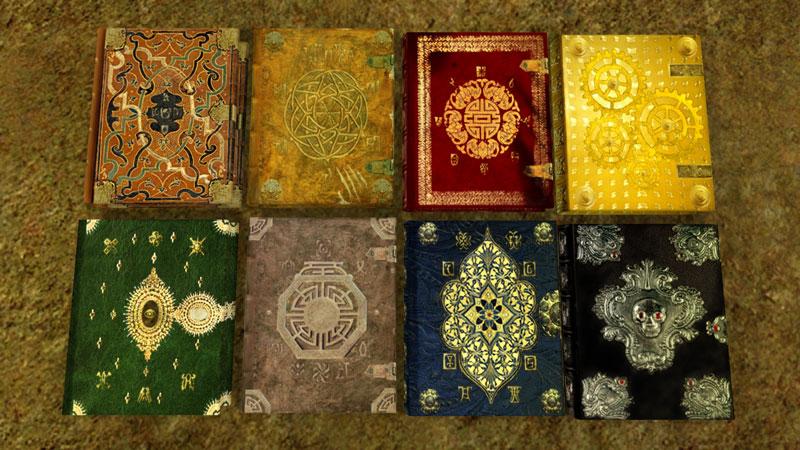Beautiful Books Volume I: Grimoires